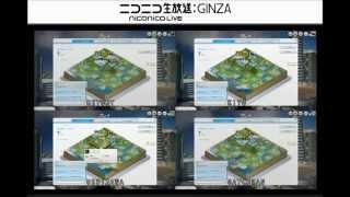 『SimCity』で実況者街づくり対決 出演:牛沢、キヨ、ガッチマン、レトルト