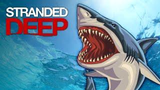 SHARK BATTLE - TASTE FOR BLOOD ★ Stranded Deep (2)