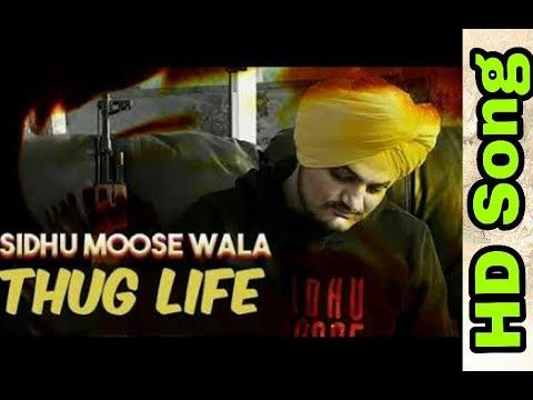 thug-life-(full-song)---sidhu-moose-wala---byg-byrd---sunny-malton---new-punjabi-song-2018