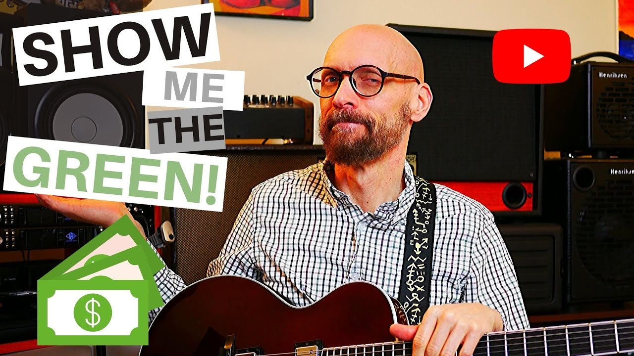 Show Me The Green - @JAZZ