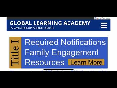 Global Learning Academy Curbside Parent Engagement Night 2020