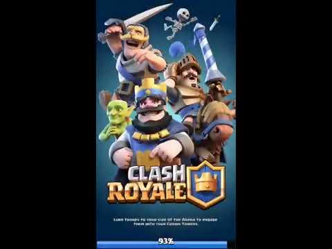 Clash Royal Dual 3 Crown