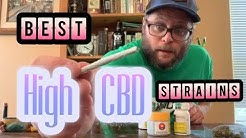 Top Recommended High CBD Level Cannabis Strains