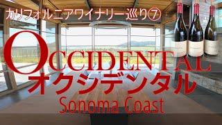 """[バーチャルワイナリー巡り⑦] 超有名ワイナリー""""キスラービンヤード""""創業者による新たなワイナリー""""オクシデンタル""""を訪問 Occidental Wines, Sonoma Coast"""