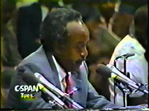 Eritrea and Ethiopia at Foreign Affairs USA June 1991 P2