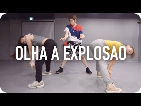 Olha a Explosão - MC Kevinho / Rikimaru Chikada Choreography