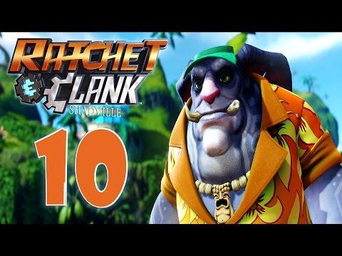 Прохождение Ratchet & Clank 2016 [PS4] — Часть 3: МЕНЕДЖЕР СКИДДА