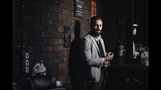 Ярослав Кучеров о дизайне барбершопа по франшизе OldBoy
