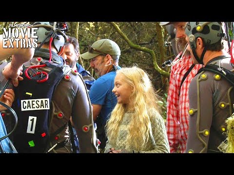 Thumbnail: Go Behind the Scenes of War for the Planet of the Apes (2017)