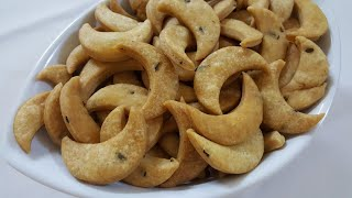 Suji Namakpara   Crispy Namakpare Recipe   Nimki Recipe   Namakpara Kaju   Namkeen   tea time snack