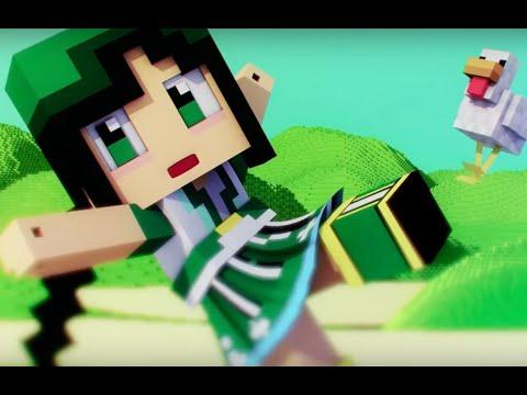 夢の浮世に咲いてみな!  MCZ VS KISS by Minecraft(ももいろクローバーZ)