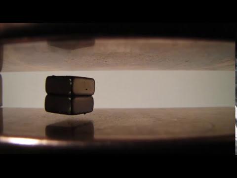 "Diamagnetic Levitation - Copper - ""Anti-Gravity"""