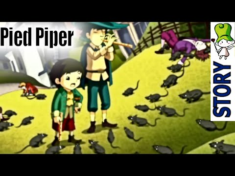 Pied Piper of Hamelin - Bedtime Story (BedtimeStory.TV)