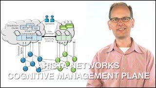 Arista Networks Cognitive Management Plane