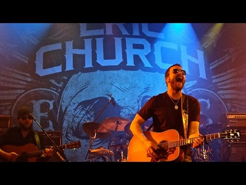 Eric Church - Give Me Back My Hometown - C2C 2016 Live