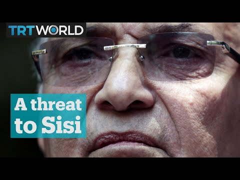 Who is Egyptian leader Ahmed Shafiq?