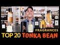 Top 20 Tonka Bean Fragrances   Best Tonka Bean Perfumes