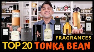 Top 20 Tonka Bean Fragrances | Best Tonka Bean Perfumes