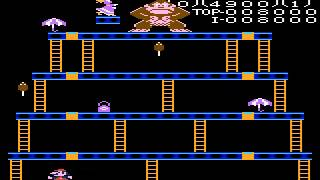 Donkey Kong - RetroGameNinja Plays: Donkey Kong (7800) - User video
