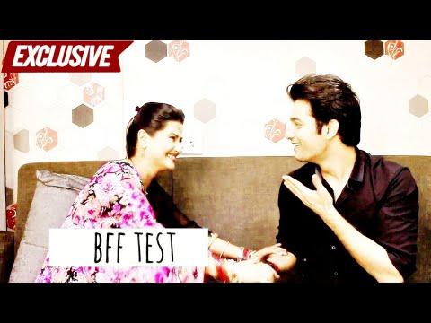 Kratika Sengar & Sharad Malhotra take the...