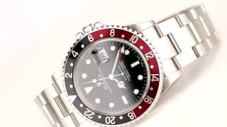 Les montres Rolex Gmt-Master 2 d'occasion de demcoquartz.com