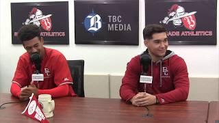 12/6 Renegade Report with BC Baseball Players Kamron Willman and Frank Villasenor