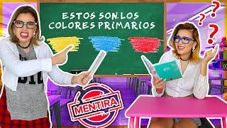 10 MENTIRAS QUE TE ENSEÑARON EN LA ESCUELA y AÚN CREES!! - Lulu99