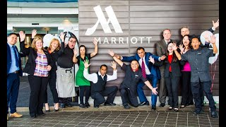 A Career in Hospitality at the Toronto Marriott City Centre Hotel