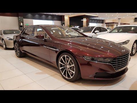Aston Martin Lagonda review (English)