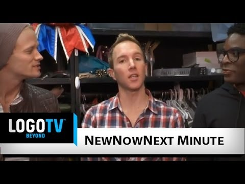 Kinky Boots - NewNowNext Minute - LogoTV