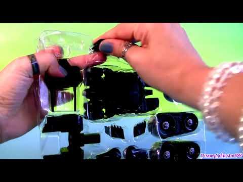 Custom Batmobile Tumbler Building Toys Hot Wheels Custom Motors How