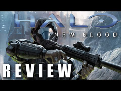 halo new blood review youtube