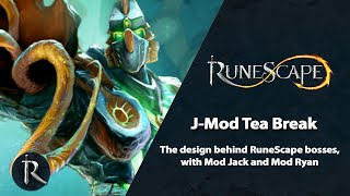 The design behind RuneScape bosses - JMod Tea Break // Weekly Stream (Nov 20)