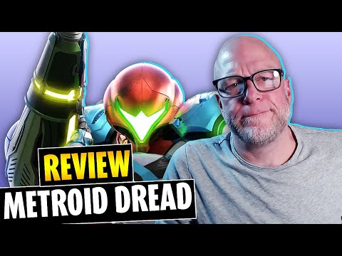 Metroid Dread Review: Adam is not pleased   X-Play