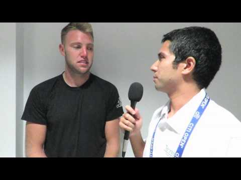 Jack Sock Interview - 2015 Citi Open