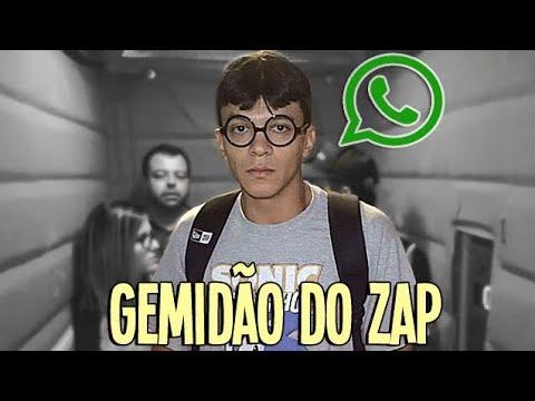 GEMIDÃO DO ZAP! Paródia Pabllo Vittar - K.O.