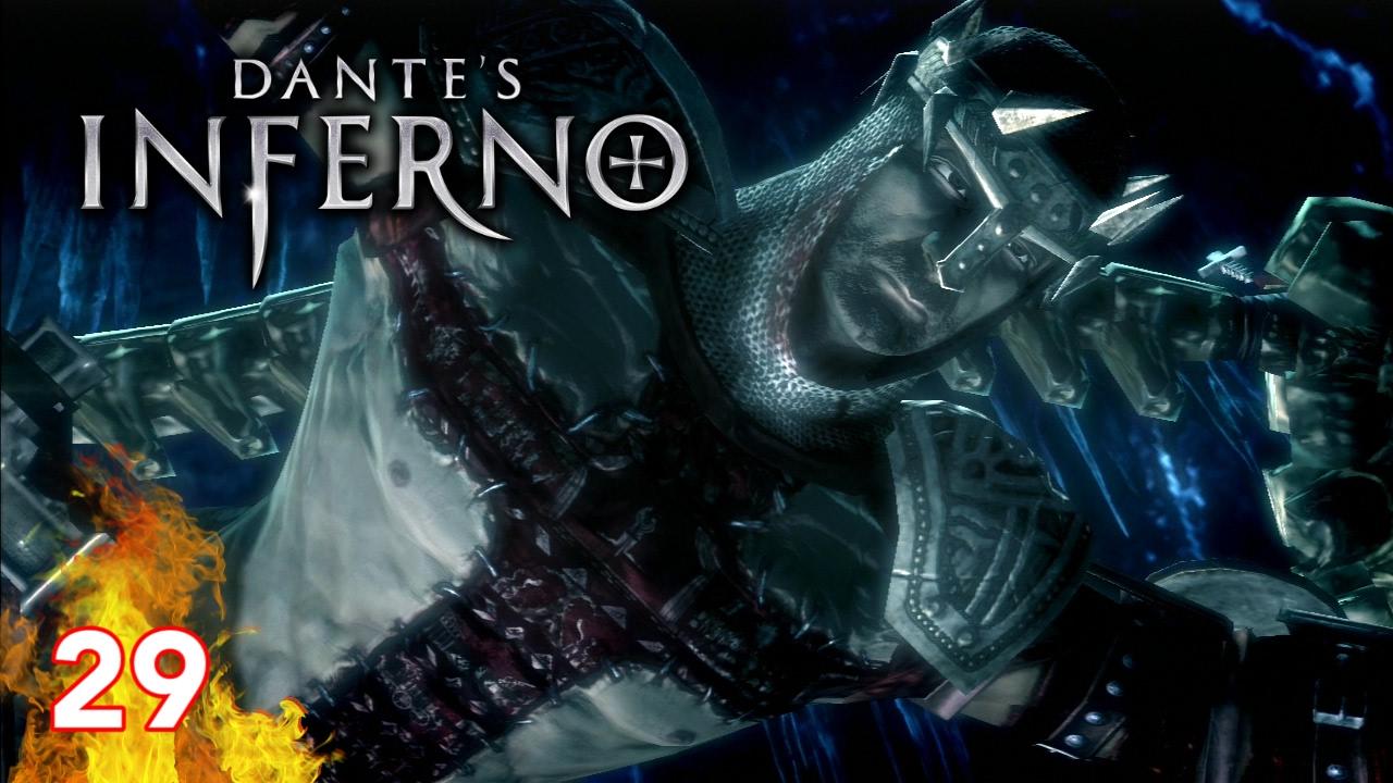 Dantes Inferno Final Boss + Ending - YouTube