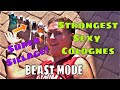 Top 10 Strongest Projecting Colognes / Monster Sillage Fragrances 2018