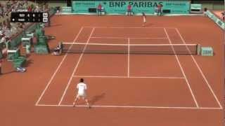 TOP SPIN 4 (Djokovic - Nadal à Roland Garros)