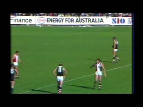 Tony Lockett's 47th Goal in VFL/AFL Football