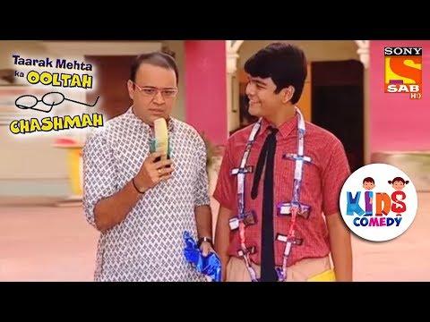 Tapu Sena's Gift To Bhide | Tapu Sena Special | Taarak Mehta Ka Ooltah Chashmah