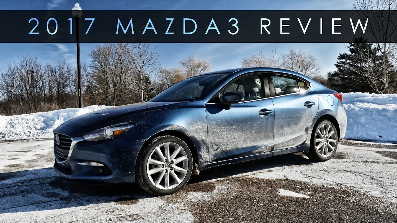 Review | 2017 Mazda3 | Better than Before - YouTube