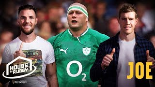 Leinster and Saracens march on, John Hayes chat & riding dragons - Baz & Andrew's House of Rugby 28