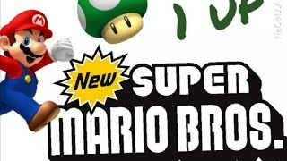 Mario bros DS 1-up Trick