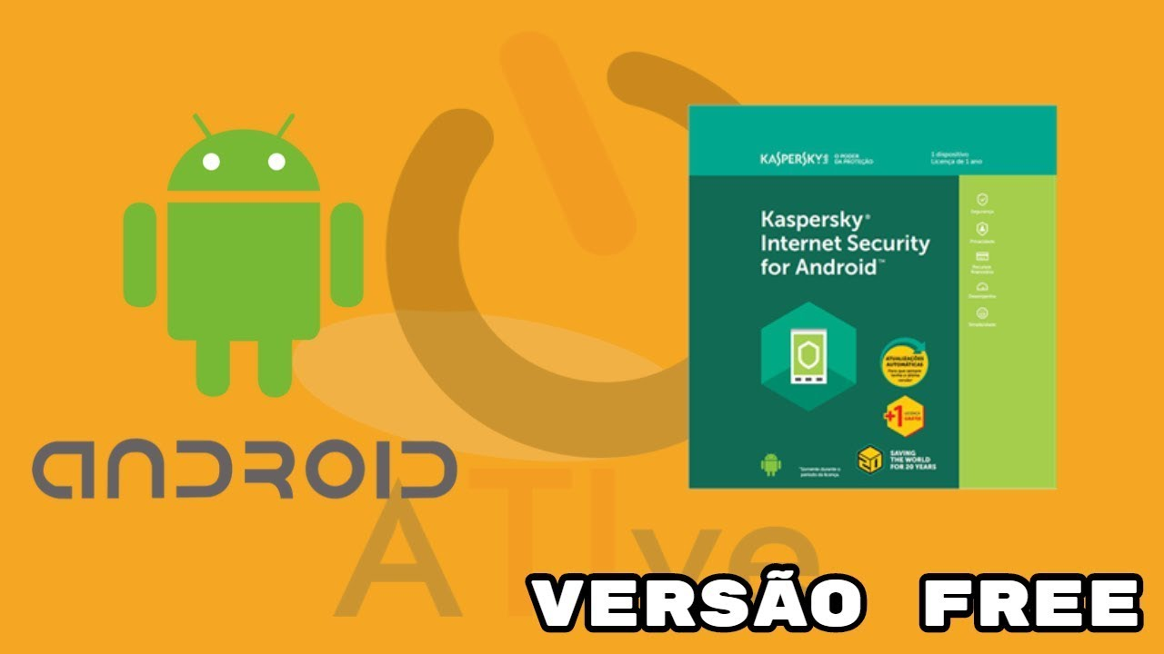 kaspersky for android free download
