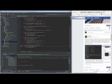 Todo App in Python - Getting Started