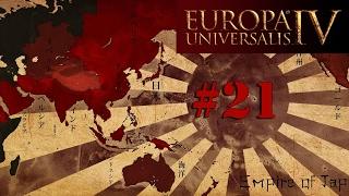 Europa Universalis 4 - AS GRANDES NAVEGAÇÕES JAPONESAS!!! #21 (Gameplay / PC / PTBR)