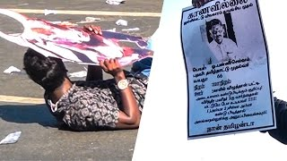 Chennai shows its Mass   Marina Jallikattu protest