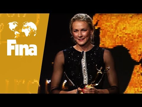 Sarah Sjostrom - Best Female Athlete from Europe 2017 | ANOC Awards