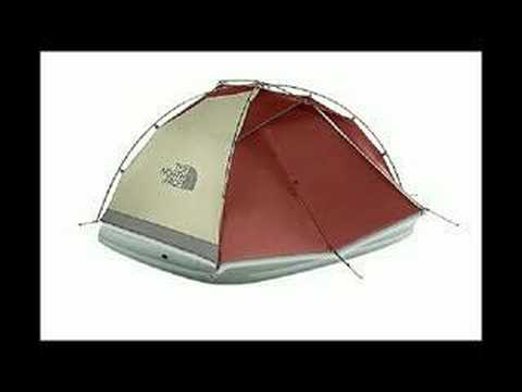 & Tent with built in Air Mattress - thinksketchdesign.com - YouTube